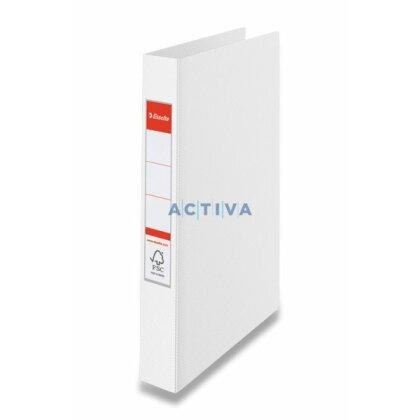 Obrázek produktu Esselte Vivida - 2-kroužkový pořadač - A4, 42 mm, bílý