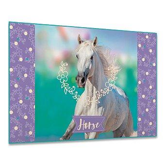Obrázek produktu Podložka na stůl Kůň - 60 x 40 cm