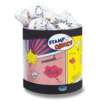 Obrázek produktu Razítka Stampo Fun - Komiksy