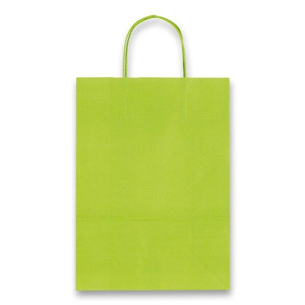 Dárková taška Allegra Light sv. zelená, XS