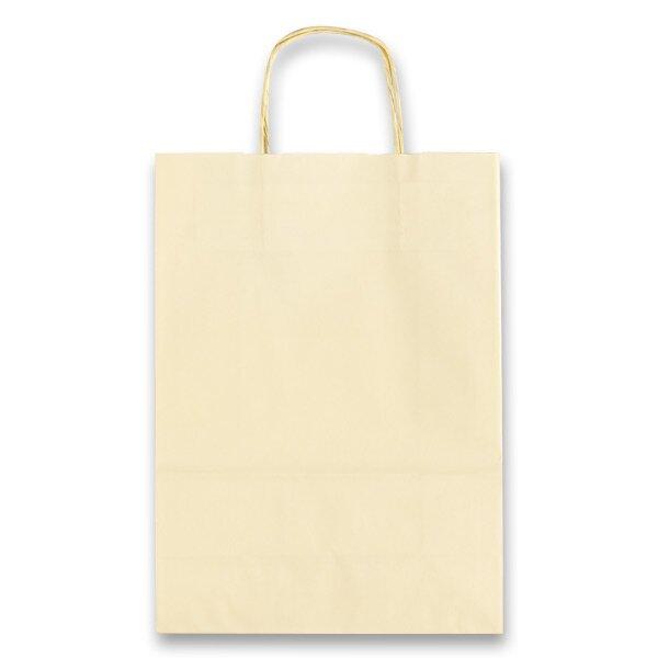 Dárková taška Allegra Light béžová, XS