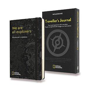 Zápisník Moleskine Passion Travel National Geographic