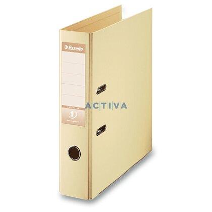 Obrázek produktu Esselte No. 1 Power - pákový pořadač - 75 mm, krémový
