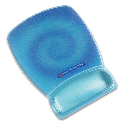 Obrázek produktu 3M WR-421 - gelová podložka pod myš - modrá