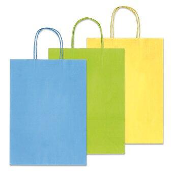 Obrázek produktu Dárková taška Allegra Light - 220 x 100 x 270 mm, velikost S