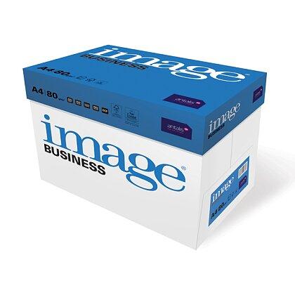 Obrázok produktu Image Business - xerografický papier - A4, 80 g, 5 × 500 listov