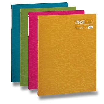 Obrázek produktu Katalogová kniha FolderMate Nest - A4, 20 folií, výběr barev