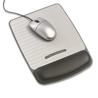 Obrázek produktu Gelová podložka pod myš 3M WR-421