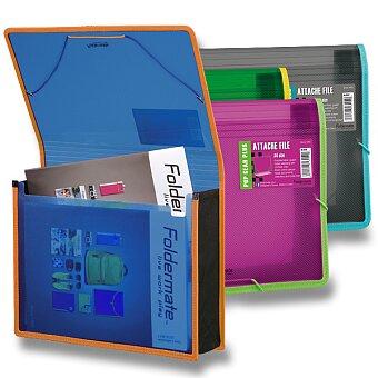 Obrázek produktu Aktovka na dokumenty FolderMate Pop Gear Plus - A4, výběr barev