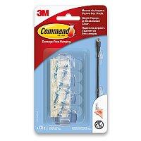 Samolepící úchyty na kabely 3M Command 17017CLR