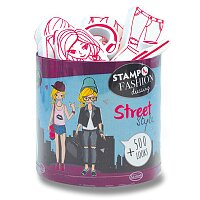 Razítka Aladine Stampo Fashion - Street style