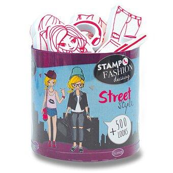 Obrázek produktu Razítka Aladine Stampo Fashion - Street style