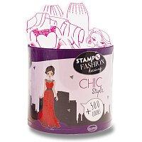 Razítka Aladine Stampo Fashion - City Chic
