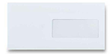 Obrázek produktu Obálka Krpa DL - s okénkem, samolepicí, 50 ks