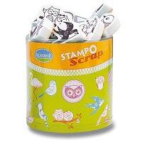 Razítka Stampo Scrap - Ptáčci