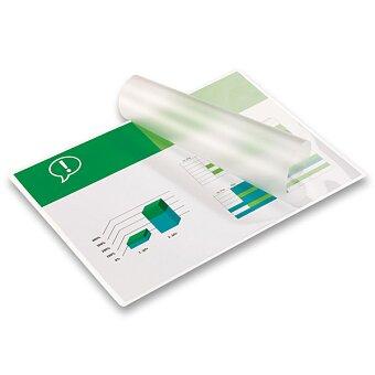Obrázek produktu Laminovací kapsa GBC - 2 x 125 mikronů, 100 ks, lesk, A4