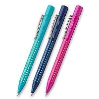 Kuličková tužka Faber-Castell Grip 2010