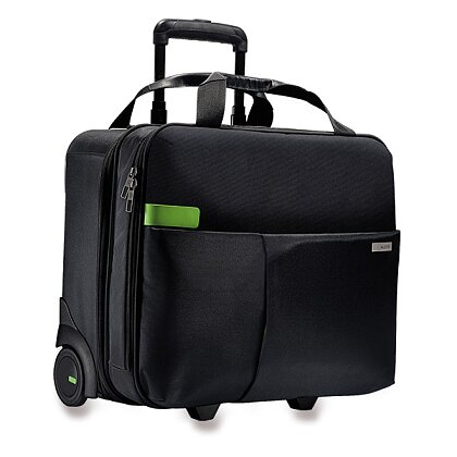 Product image Leitz Complete - black suitcase - wheels