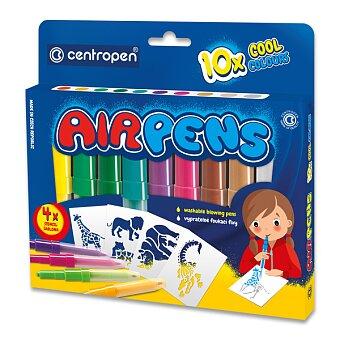 Obrázek produktu Foukací fixy Centropen 1500 - 10 barev