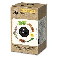 Bylinný čaj Leros Dobré bytí Detox
