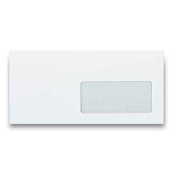 Obrázek produktu Obálka Clairefontaine DL - s okénkem, samolepicí, 2 chlopně