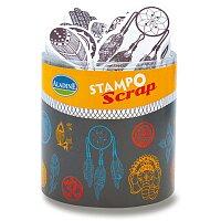 Razítka Stampo Scrap - Etno