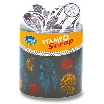 Obrázek produktu Razítka Stampo Scrap - Etno