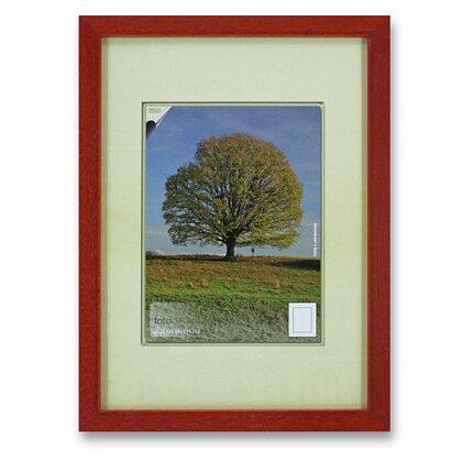 Obrázek produktu BFHM Kiel - dřevěný rám - A4, 21 × 29,7 cm, třešeň