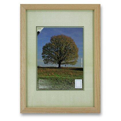 Obrázek produktu BFHM Kiel - dřevěný rám - A3, 29,7 × 42 cm, přírodní