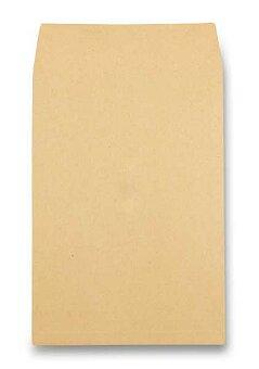 Obrázek produktu Obálka Clairefontaine C4 - samolepicí, dno 30 mm, žlutá