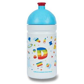 Obrázek produktu Zdravá lahev 0,5 l - limitovaná edice, Déčko svět