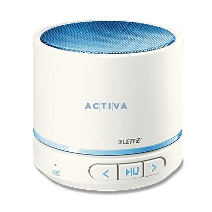 Obrázek produktu Leitz Complete - Bluetooth Mini reproduktor - modrý