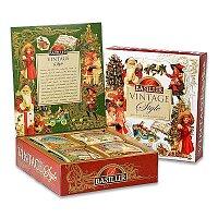 Výběr čajů Basilur Vintage Assorted