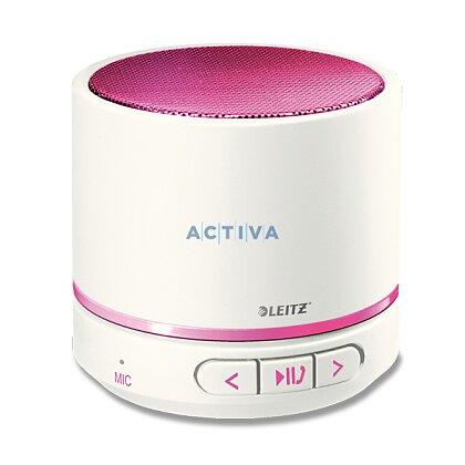 Obrázek produktu Leitz Complete - Bluetooth Mini reproduktor - růžový