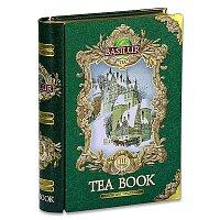 Sypaný zelený čaj Basilur Tea Book