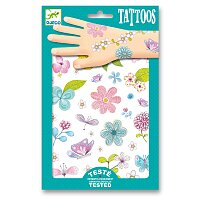 Tetování Djeco - Květiny