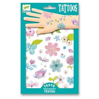 Obrázek produktu Tetování Djeco - Květiny