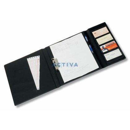 Product image PP karton - lockable potfolio with zip fastener
