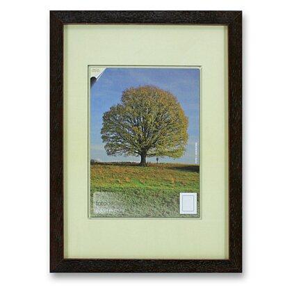 Obrázek produktu BFHM Kiel - dřevěný rám - A2, 42 × 59,4 cm, wenge