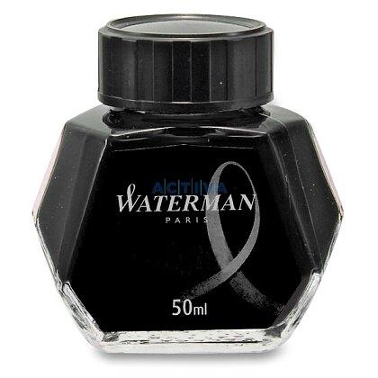Obrázek produktu Waterman - lahvičkový inkoust - černý, 50 ml