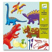 Pohyblivé figurky Djeco - Dinosauři