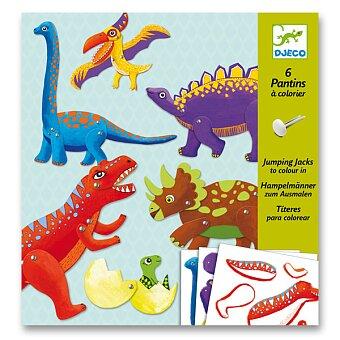 Obrázek produktu Pohyblivé figurky Djeco - Dinosauři