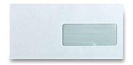 Obrázek produktu Obálka DL - s okénkem, samolepicí, 1000 ks