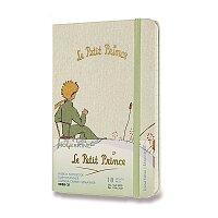 18měsíční diář Moleskine 2020-21 Le Petit Prince, tvrdé desky