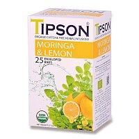 Bylinný čaj Tipson BIO Moringa & Lemon