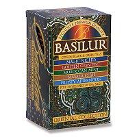 Variace černých a zelených čajů Basilur Orient Assorted