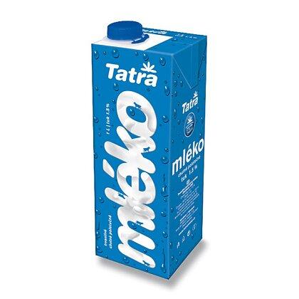 Obrázek produktu Tatra - trvanlivé mléko - polotučné 1,5% s uzávěrem, 1 l