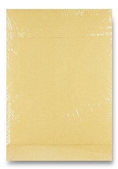 Obrázek produktu Textilní taška B4 - textilní, křížové dno, samolepící, 25 ks