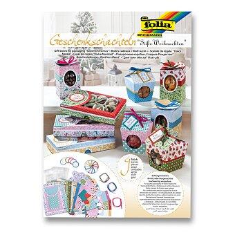 Obrázek produktu Dárkové krabičky - Vánoce - 40 dílů