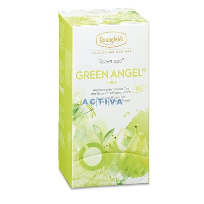 Obrázek produktu Ronnefeldt - Green Angel BIO - zelený čaj